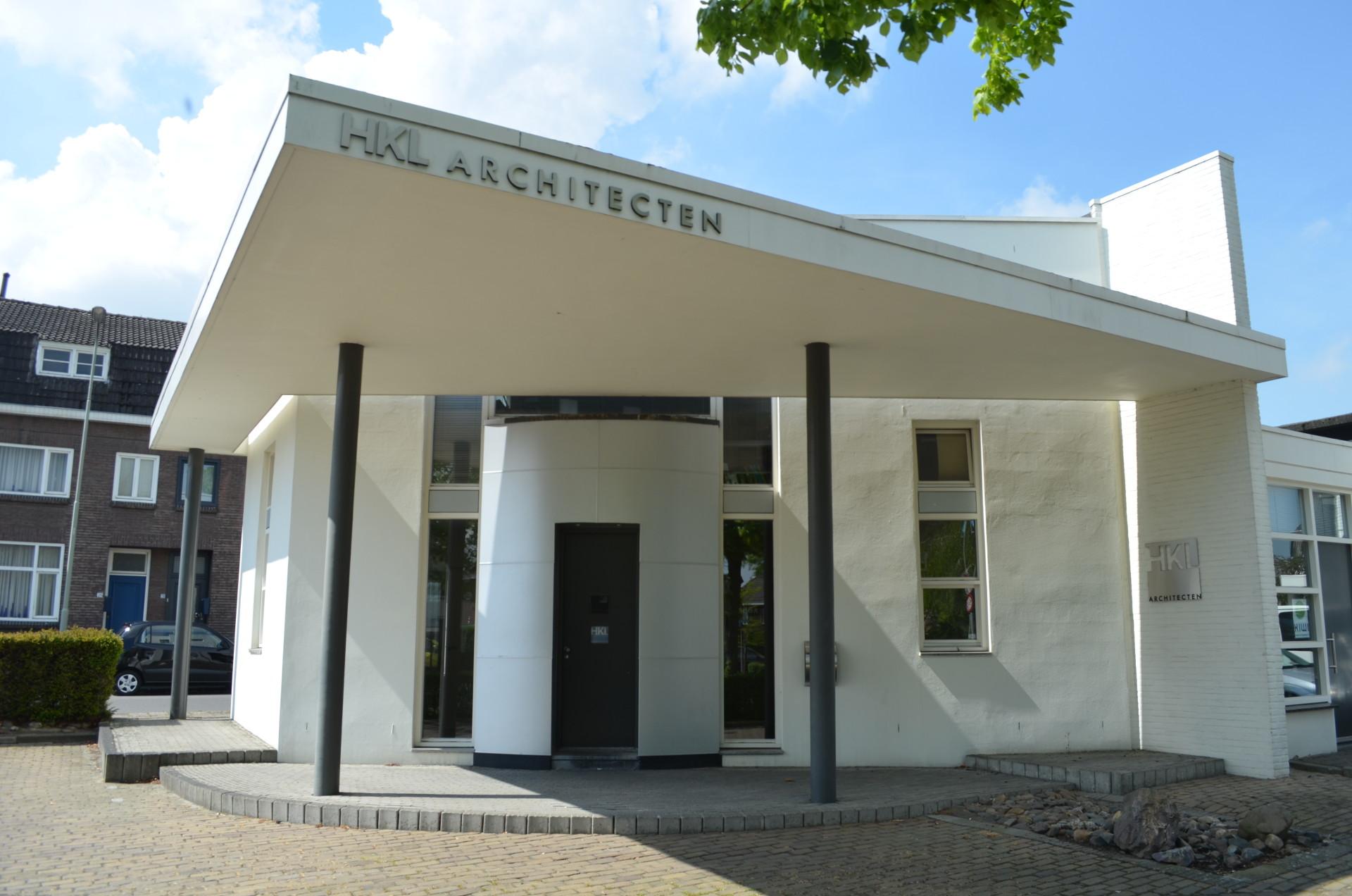 Front page hkl architecten for Dat architecten